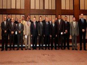 Libya'da Kabine İş Başında