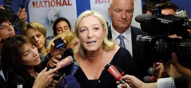 Marien Le Pen, Türkiye'nin Adaylığının Veto Edilmesini İstedi