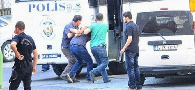 Okmeydanı'nda Örgüt Operasyonu; 43 Gözaltı