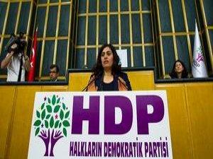 HDP'den Erdoğan'a Cevap
