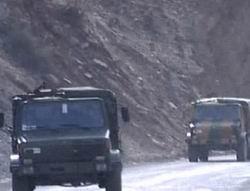Ağrı'da Askere Taciz Ateşi
