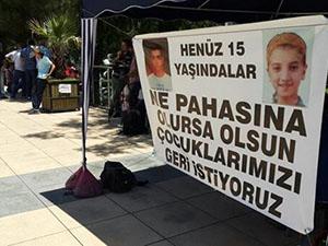 'PKK Çocuğumu Ver' Diyen Aile Sayısı 21 Oldu