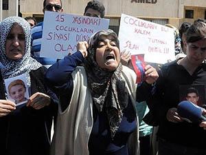 Özgür-Der: PKK Zorbalığı Son Bulsun!