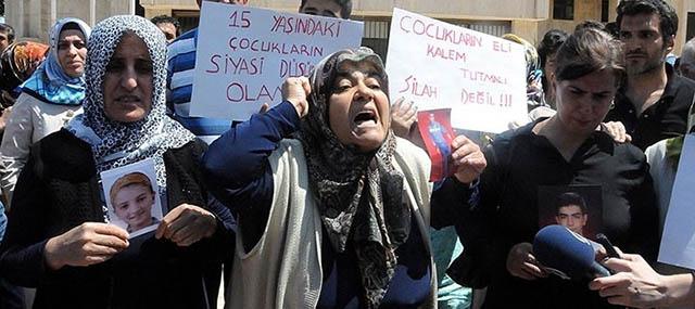 """""""PKK Çocuğumu Ver"""" Eylemi Bir Dönüm Noktasıdır!"""