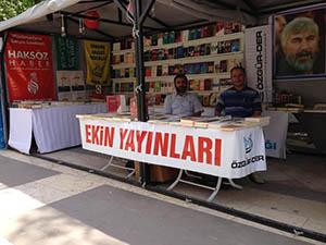 Özgür-Der, Amasya Kitap-Kültür Fuarında