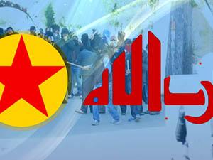 Açılım PKK ve Hizbullah Çatışmasına mı Kurban Edilmek İsteniyor?