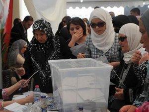 Zateri Kampı'nda Seçim Öfkesi