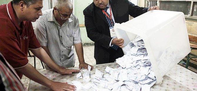 Mısır'da Seçim Sonuçları Protesto Edildi