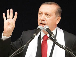 AK Parti, Adayını Açıkladı: Recep Tayyip Erdoğan