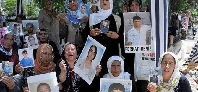 Eylem Sürüyor, 72 Aileye Ulaştı