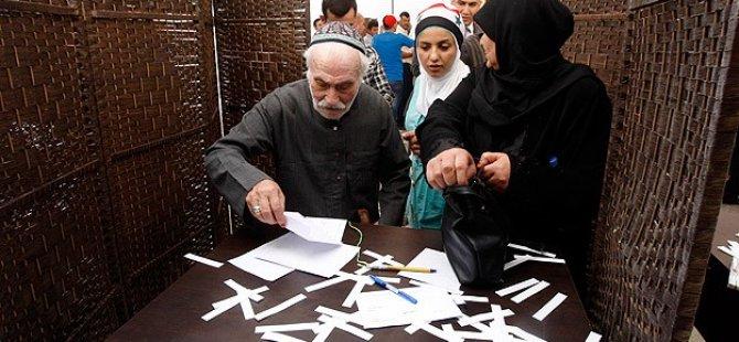 """""""Suriye Devlet Başkanlığı Seçiminin Hukuki Dayanağı Yok"""""""