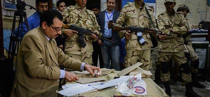 """Sisi'nin """"40 Milyon Seçmen"""" Hayali Sandığa Yansımadı"""