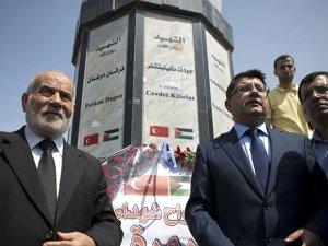 Gazze Mavi Marmara Şehitlerini Anıyor