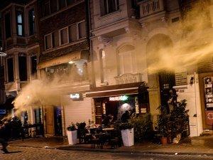 Gezi Parkı Gösterilerine Polis Müdahalesi