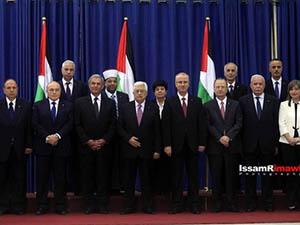 Filistin'de Uzlaşı Hükümeti Göreve Başladı