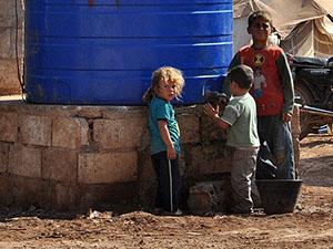 Suriyelileri Bekleyen Yeni Tehlike Susuzluk