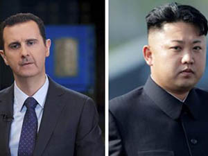 Diktatörler Birbirlerinin Dilinden Anlar!