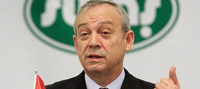 TÜSİAD Başkanı Muharrem Yılmaz İstifa Etti