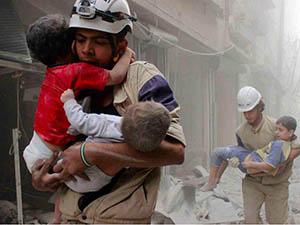 """Suriye'den """"Kanlı Seçim"""" Manzaraları! (FOTO)"""