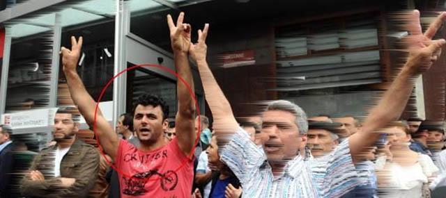 Hem Ülkücü Hem HDP'li Provokatör Yakalandı