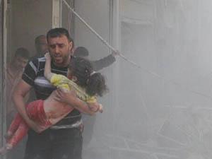 Esed Güçleri Suriye'de 53 Kişiyi Katletti
