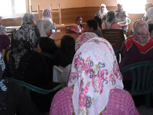 Has-Der'in Köy Konferansları Sürüyor