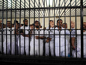 Mısır'da 183 Darbe Karşıtına İdam Cezası