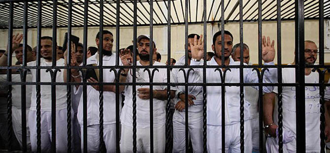Mısır'da İhvan Üyesi 18 Kişiye 3'er Yıl Hapis Cezası