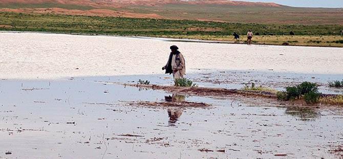 Afganistan'da Sel Felaketi: 50 Ölü