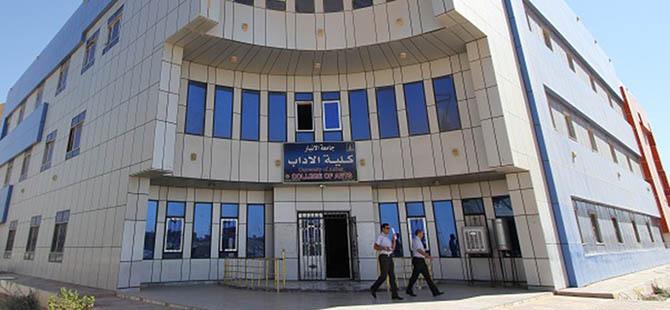 IŞİD, Anbar Üniversitesi'ni Ele Geçirdi