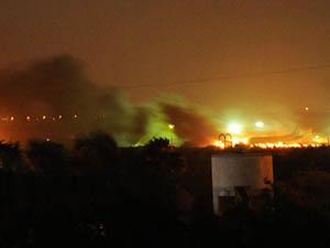 Karaçi'de Havalimanına Saldırı: 23 Ölü