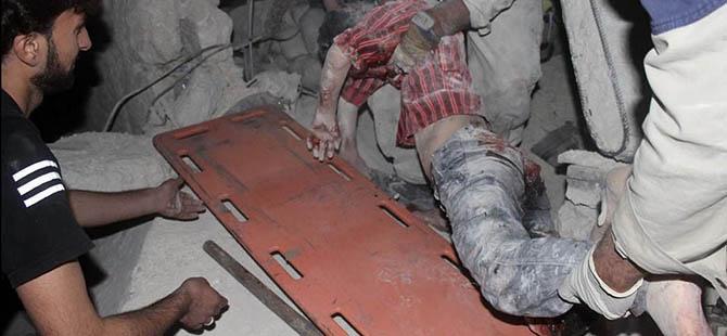 Suriye'de Vahşet Sürüyor: 67 Şehit (VİDEO)