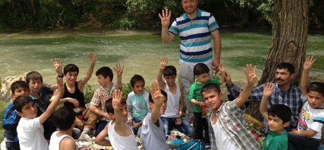 Tatvan Özgür-Der Çocuk Kulübü Yıl Sonu Pikniği