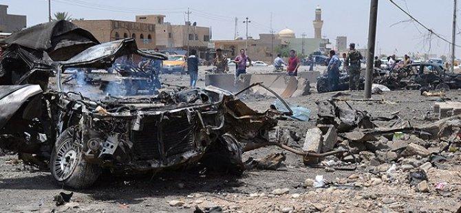 Irak'ta Patlamalar: 32 Ölü