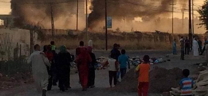 IŞİD: Tuzhurmatu'yu Ele Geçirdik