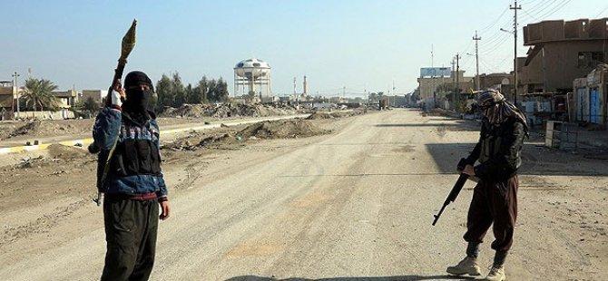 IŞİD Kerkük'ün Güneyindeki İlçe ve Köylere Saldırdı