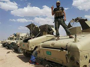 Irak Ordusu Tikrit'ten de Çekildi