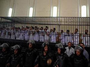 Mısır'da Darbe Karşıtı 78 Kişiye Müebbet