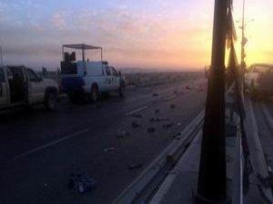 Irak'taki Çatışmalarda 61 Kişi Öldü