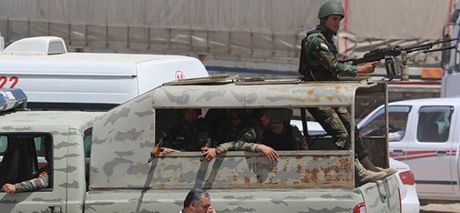Irak Ordusunun Musul'u IŞİD'den Geri Alma Operasyonu Yeniden Başladı
