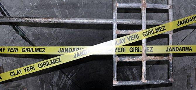 Şırnak'ta Kömür Tünelinde Göçük
