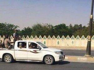 Tikrit'in Tamamı IŞİD'in Eline Geçti