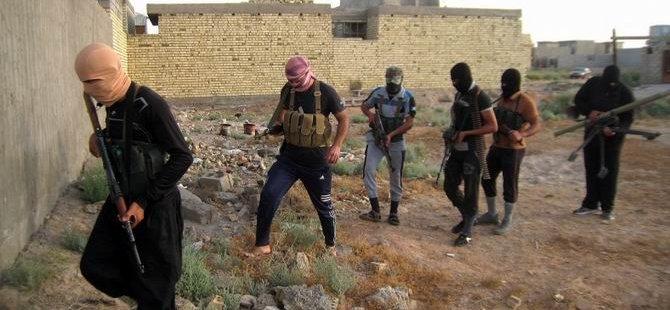 IŞİD Enbar'daki Sınır Birliklerine Saldırdı