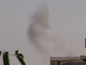 IŞİD, Bomba Yüklü Araçla Rasulayn'a Saldırdı!