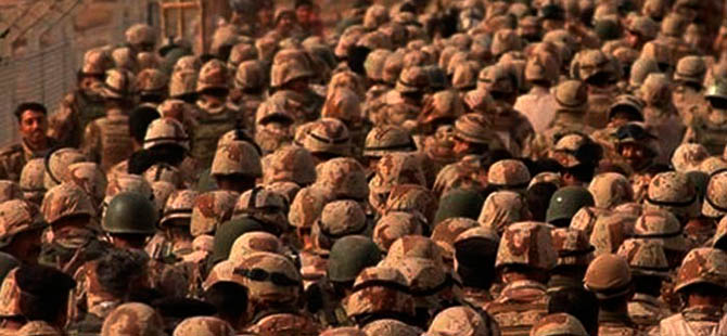 Irak Ordusu Kerkük'te Alarm Durumuna Geçti