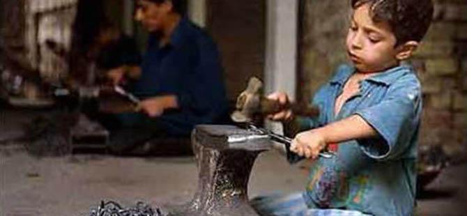 Dünyadaki Çocuk İşçi Sayısı 168 Milyon
