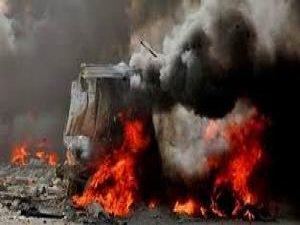 """Rejim Güçleri Mari Kasabasını """"Vakum Bombasıyla"""" Vurdu"""