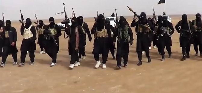 """Af Örgütünden IŞİD'e """"Etnik Temizlik"""" Suçlaması"""
