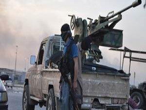 'IŞİD Suriye Eylemlerini Durdurdu'
