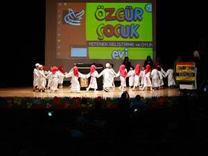 Çocuk Kulübü'nden Kardeşlik ve Dayanışma Programı